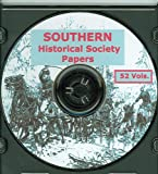 SOUTHERN Historical Society Papers CD-Rom