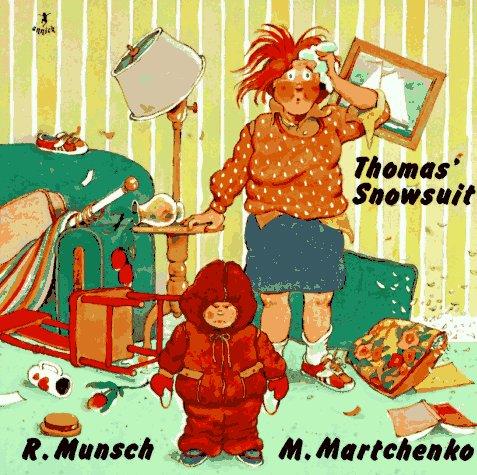 Thomas Snowsuit, ROBERT N. MUNSCH, MICHAEL MARTCHENKO