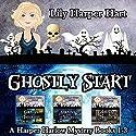 Ghostly Start: Harper Harlow, Books 1-3 Hörbuch von Lily Harper Hart Gesprochen von: Angel Clark
