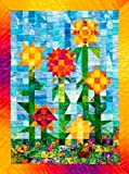 Sunflower Garden Quilt Pattern By Joen Wolfrom