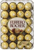 Ferrero Rocher, Hazlenut, Holiday Value Pack 96 Count,
