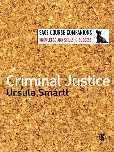 Criminal Justice (SAGE Course Companions series)