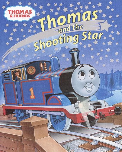 Thomas And The Shooting Star (thomas And Friends) (glitter Picturebook) Picture