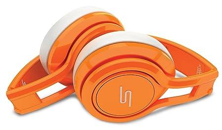 SMS Audio Sport Collection Casque audio sans fil Bluetooth Orange