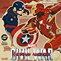 Phase Three: Marvel's Captain America: Civil War Audiobook by Alex Irvine Narrated by Tom Taylorson
