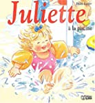 Mini Juliette � la piscine