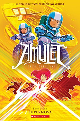 Supernova (Amulet #8) [Kibuishi, Kazu] (Tapa Blanda)