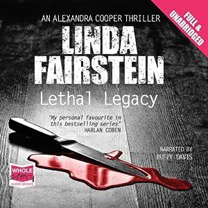 Lethal Legacy Hörbuch