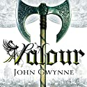 Valour: The Fallen and the Faithful, Book 2 Audiobook by John Gwynne Narrated by Damian Lynch