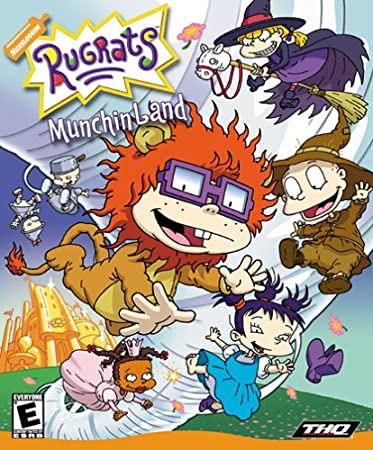 Rugrats Munchin Land