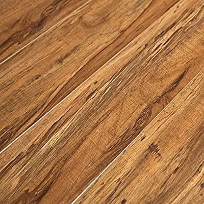 Feather Step Jefferson Pecan 12.3mm Laminate Flooring M-982-3 SAMPLE from Feather Step