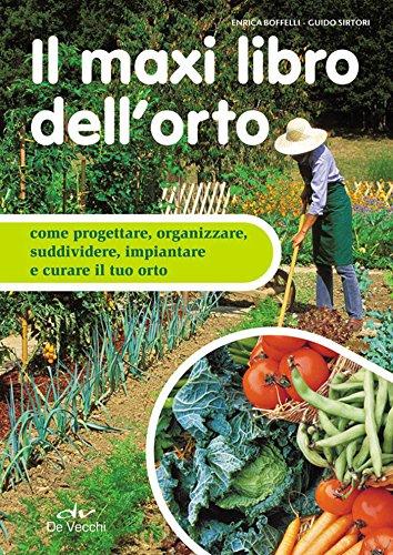Il maxi libro dell'orto PDF
