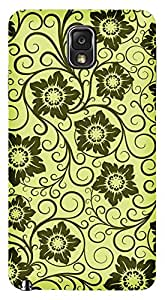 TrilMil Printed Designer Mobile Case Back Cover For Samsung Galaxy Note 3 SM-N9005 / N9000