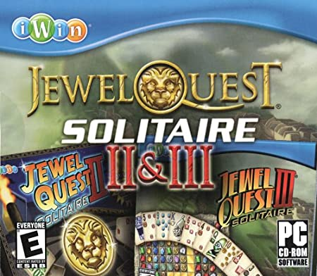 Jewel Quest Solitaire 2 &#038; 3