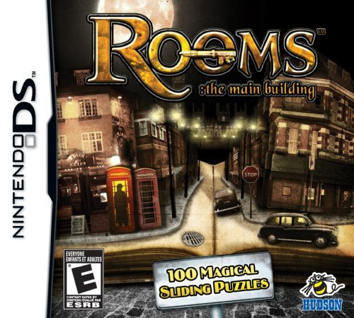 Rooms: The Main Building - Nintendo DS - 1
