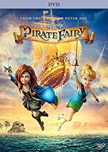 Pirate Fairy DVD Best Price