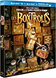 Les Boxtrolls [Blu-ray 3D & 2D + Copie digitale]