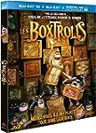 Les Boxtrolls [Blu-ray 3D & 2D + Copi...