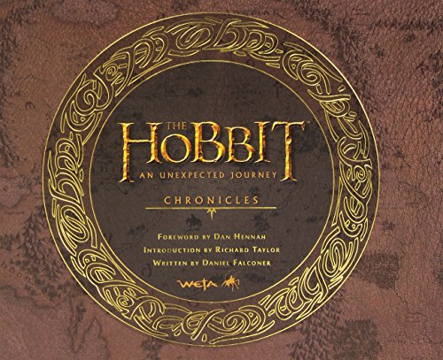 The Hobbit: an Unexpected Journey: Chronicles: Art & Design