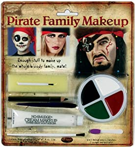 Zombie Family MakeUp from Fun World