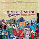 1,000 Artist Trading Cards: Innovative And Inspired Mixed-Media Atcspar Patricia Bolton