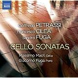 Petrassi, Cilea & Fuga: Cello Sonatas