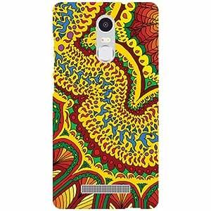 Xiaomi Redmi Note 3 Back Cover - Amazing Desiner Cases