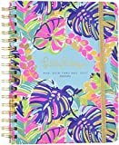 Lilly Pulitzer Large 17 Month 2016-2017 Agenda, Exotic Garden (162019)
