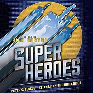 Superheroes Audiobook