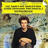 Liszt : Sonate en si mineur - Scriabin : sonate pour piano n° 2