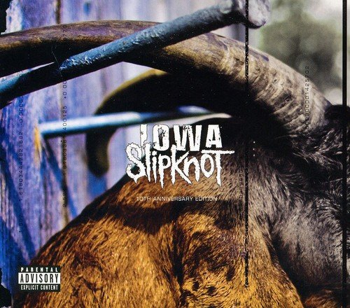 CD : Slipknot - Iowa-Special Edition (2CD/ DVD) (Portugal - Import, 3 Disc)