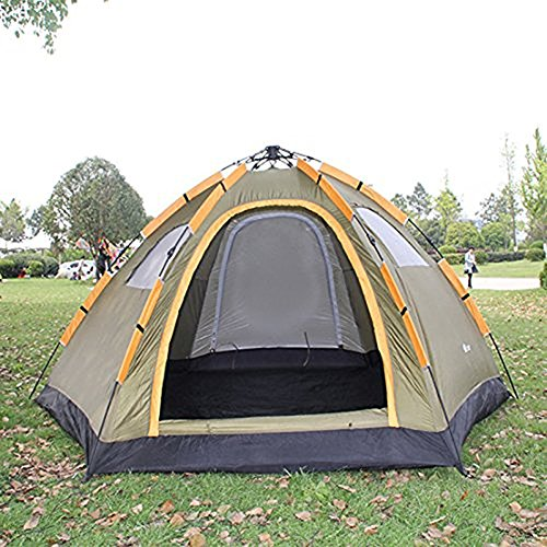 Wnnideo-Instant-Family-Tent-6-Person-Large-Automatic-  sc 1 st  Eells Deals in the Great Outdoors : large pop up tent - memphite.com