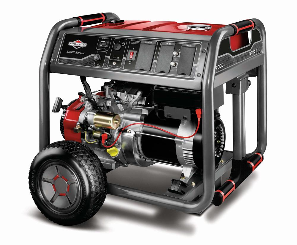 Amazon.com: Briggs & Stratton 30471 8000-Watt Gas Powered Portable