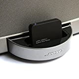 LAYEN i-DOCK Bluetooth 4.1 Audio Receiver - Multi-Pair (Pair Two Devices!) + aptX (Superior Sound!) Stream Music Wirelessly From any Bluetooth Ready Device to Dock/Stereo - Not Suitable For Cars