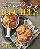 Yankee's Lost & Vintage Recipes