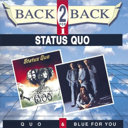 Status Quo - Quo - Blue For You - Zortam Music