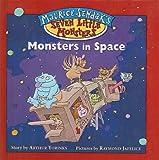 Monsters-In-Space-Turtleback-School--Library-Binding-Edition-Maurice-Sendak's-Seven-Little-Monsters