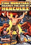 Fire Monsters Against the Son of Hercules [DVD] [1962] [Region 1] [US Import] [NTSC]