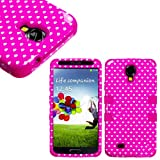 myLife (TM) Hot Pink - White Hearts Desi...