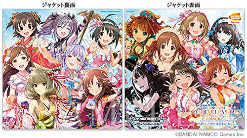 THE IDOLM@STER CINDERELLA GIRLS 2nd LIVE PARTY M@GIC!! PARTY M@GIC SPECIAL ドラマCD PARTY TIMEは終わらない