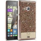 Bling Bling Microsoft Lumia 535 Hülle, TheBlingZ.® Bling