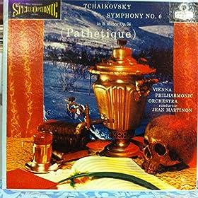Tchaikovsky, Symphony No. 6, (Pathetique)