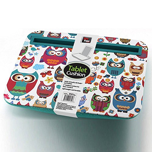 Sale!! CUSHIONED MINI TABLET LAP DESK - OWLS