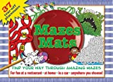 img - for Mazes Mats for Kids book / textbook / text book