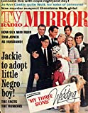 Fred MacMurray COVER ONLY original clipping magazine photo 1pg 8x10 #R3301