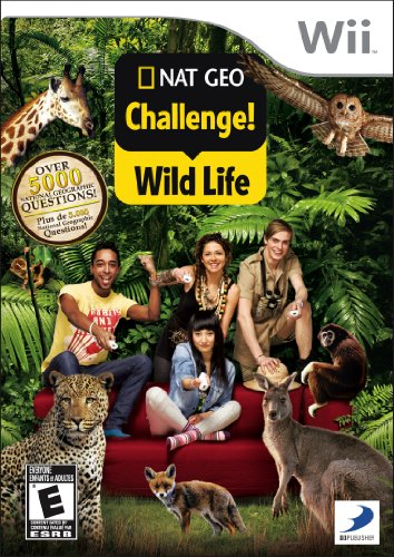 National Geographic Quiz! Wild Life