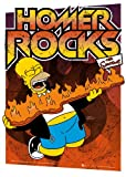 GB eye Ltd, A3 3d Poster, The Simpsons, Homer Rocks, (29.7x 42cm)