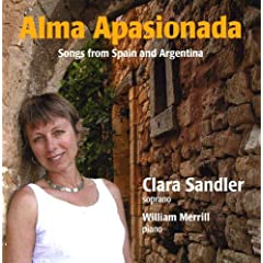 Alma Apasionada: Songs from Spain & Argentina