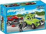 PLAYMOBIL 6111 - Service-Fahrzeug mit...