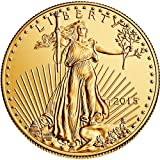 2016 1 oz American Gold Eagle Coin (BU)